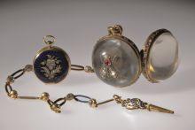 Карманные часы, заказанные родстенниками в подарок императору Александру III