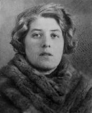 Лидия Чуковская 1930-е гг. (?)