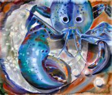 Голубой омар, 2012