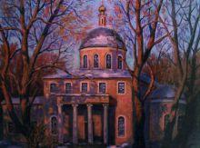 Работы В.Н. Питева. Выставка «Пушкиногорье»
