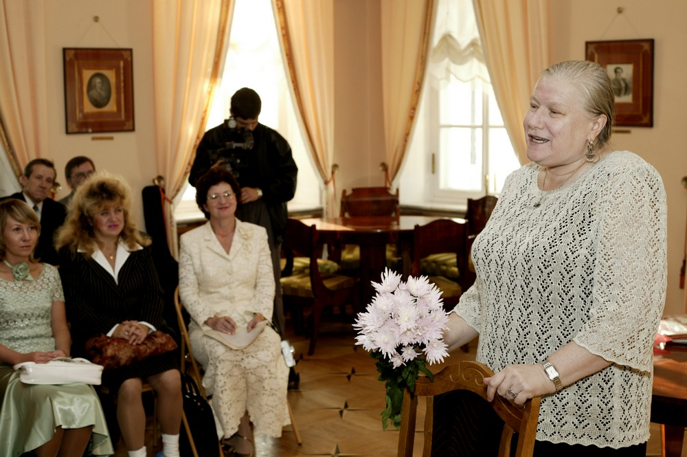 Наталья Ивановна Михайлова