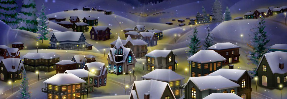 Семейная рождественская сказка «Двенадцать месяцев»