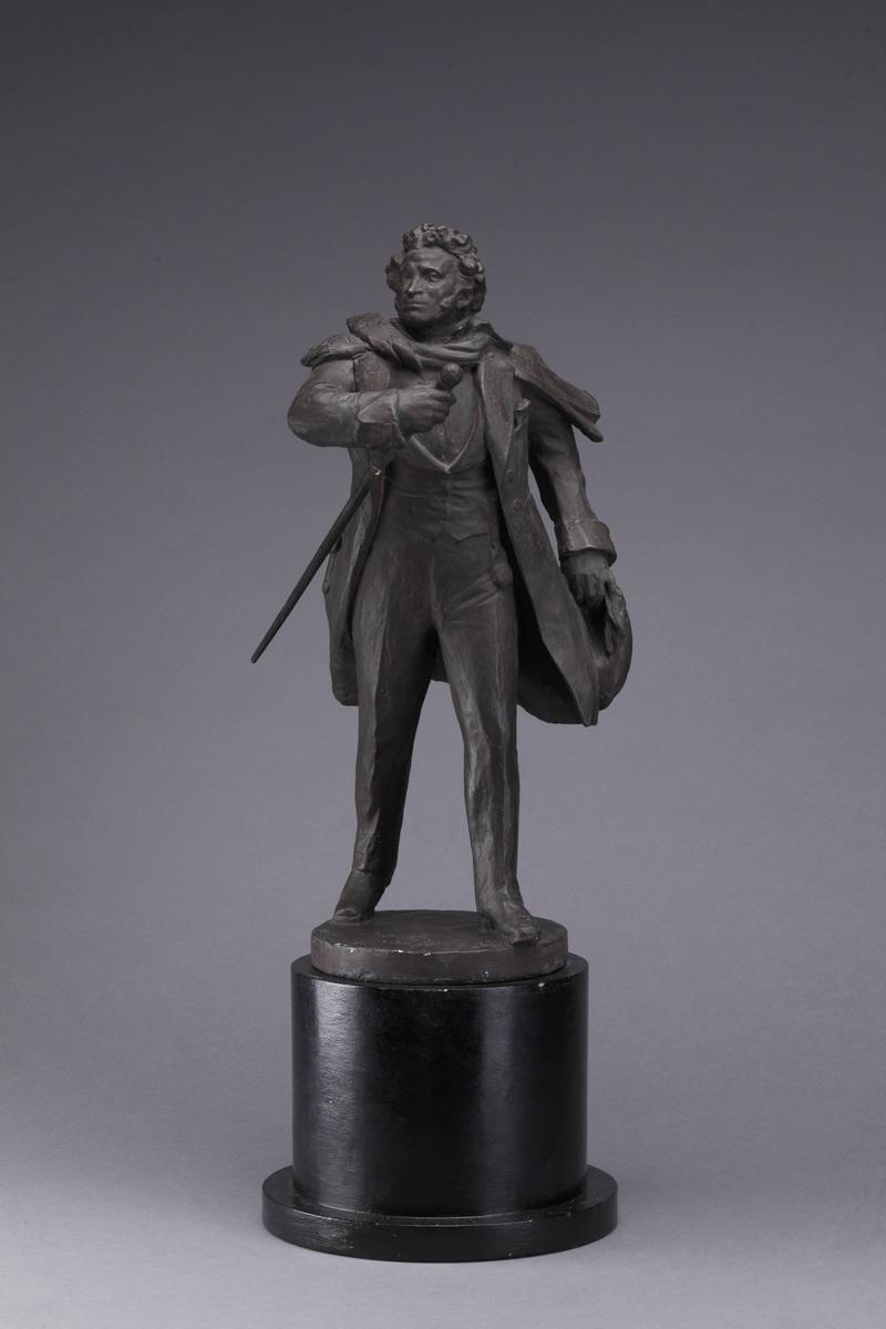 Пушкин на прогулке