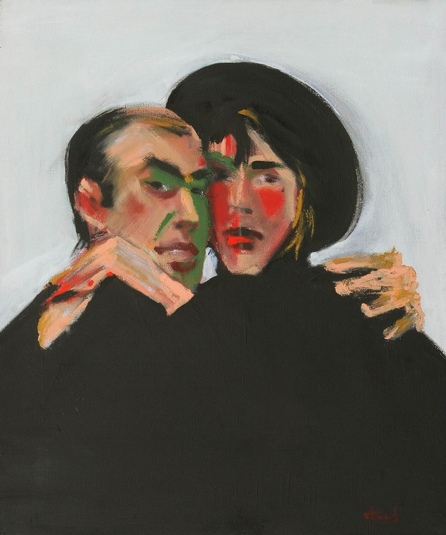 Любовь Борисова. Мы,1998.
