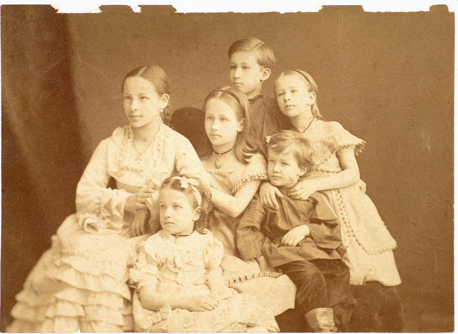Были ли у пушкина дети фото