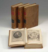 Вольтер. Собрание сочинений в 70 тт. Т.1. Кель, 1785, изд. П.О. Бомарше