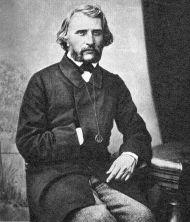И.С. Тургенев. 1850-е гг.