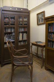 Библиотека И.Н. Розанова. Открытое хранение.