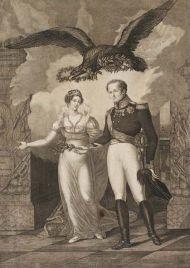 Мир Европы. Аллегория. 1814 год. С. Карделли.