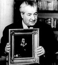 И.Л. Андронников. Телепередача о музее. 1963.