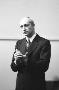 М.М. Козаков. Вечер, посвященный И.Н. Розанову. 13 марта 1974 года.