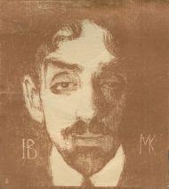 Портрет М.А. Кузмина