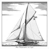 Яхта Императорского яхт-клуба