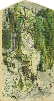 М. Врубель. Морская царевна. 1904.