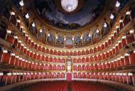 Интерьер Римского оперного театра.