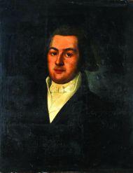 Неизвестный художник (Григорий Озеров?).  Портрет Д.А. Янькова. 1794. Холст, масло.