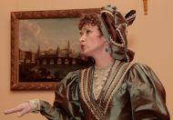 Cпектакль «Свадьба» по произведениям и документам А.С. Пушкина в Мемориальной квартире А.С. Пушкина на Арбате.