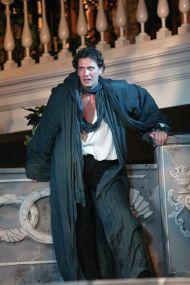 Драматическое представление в 3-х частях  «Торквато Тассо»  по одноименной драме И.-В. Гете в переводе С.Соловьева