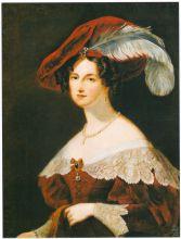 Дж. Хейтер. Портрет графини Е.К. Воронцовой. 1832. Холст, масло.
