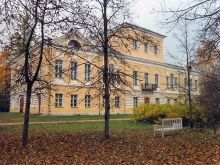 Музей А.С. Пушкина в Бернове