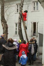 Уличная игровая программа «Праздник птиц»