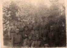 Вечер «УХОДИЛИ НА ФРОНТ ОТЦЫ» (военные истории семей остоженского дома).