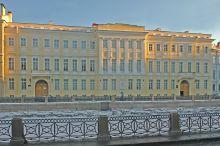 Петербург. Дом на набережной Мойки, 12. Современная фотография