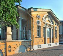 Садовый павильон Государственного музея А.С. Пушкина