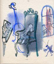 Г.А.В. Траугот к книге Г. Циферова «Тайна запечного сверчка».