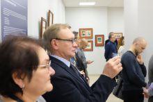 Открытие выставки «Море в творчестве А.С. Пушкина».