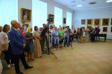 Открытие выставки «Русский дворянский портрет пушкинской эпохи»