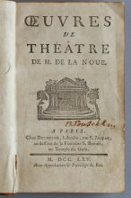 «Театр г-на де Лану». Париж. 1765–1767