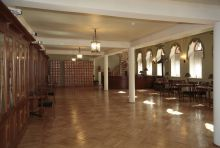Читальный зал библиотеки ГМП