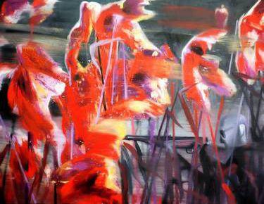 Персональная выставка китайского художника Шу Цуна (Shu Cong) «Притяжение»